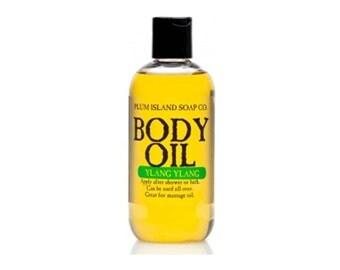 Body Oil: Ylang Ylang