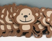 Monkeys - Set of 8