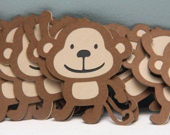 Monkeys - Set of 8