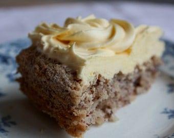 Very Low Gluten Success Cake