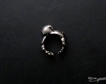 Black Bunny ring