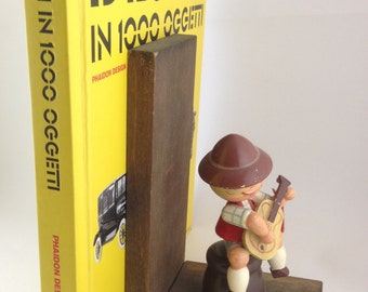 BOOKEND vintage, 50's Made in Italy