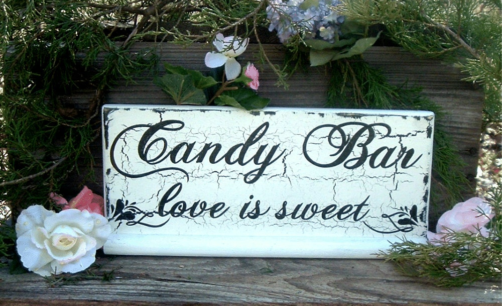 Popular items for cottage wedding sign on Etsy