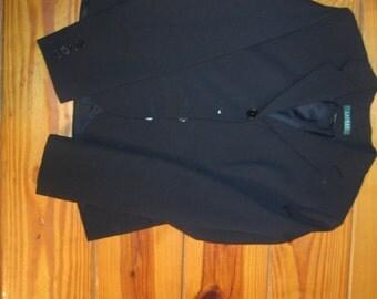 Ralph Lauren Womens  Suit Jacket Size 10