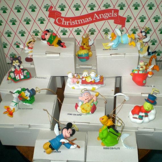 Grolier Disney Christmas Ornaments List  Home Decor Ideas