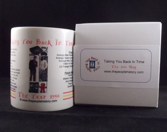 1996 Year In History Coffee Mug
