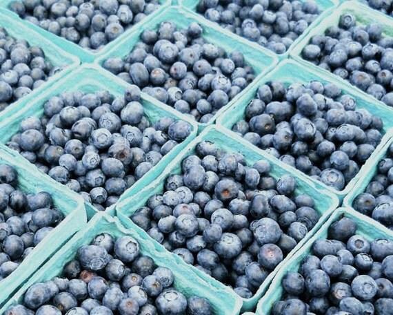 Https Www Etsy Com Listing 114447979 Its Blueberry Season Kitchen Art Wall