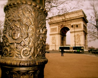 Arc de Triomphe by Krista S. Givens
