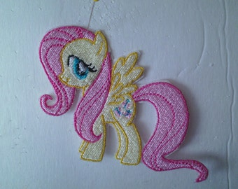 Embroidery Iron-on Patch - Fluttershy