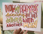 Items similar to when i was your man bruno mars lyric art on etsy