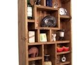 Shadowbox, Handmade Wood Wall Art Shadow Box Display Shelves
