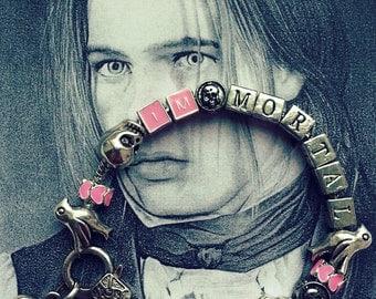 Immortal/ Im mortal bracelet