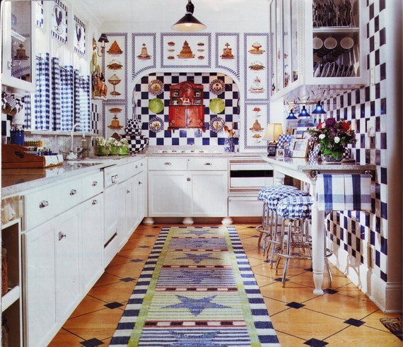 Kitchen Cabinet Treatment