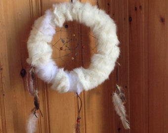 Dream (Dream Catcher) genuine fur sensor