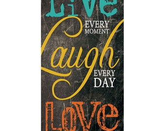 MA169 - Live Every Moment