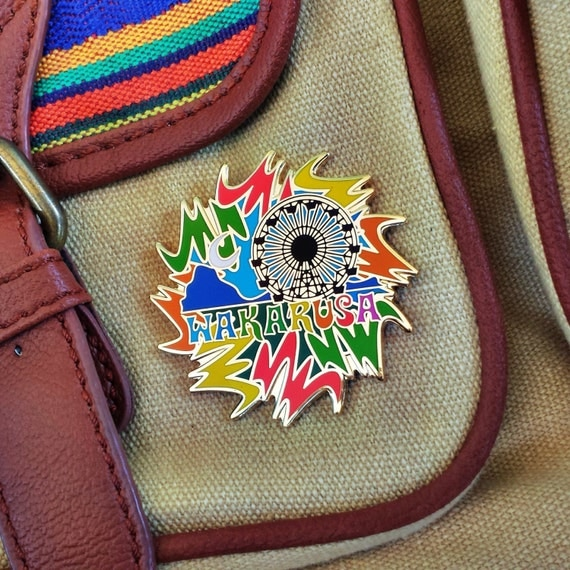 Wakarusa Hat Pin