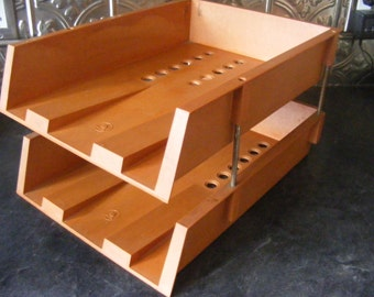 Cool Retro Desk Stacking Trays