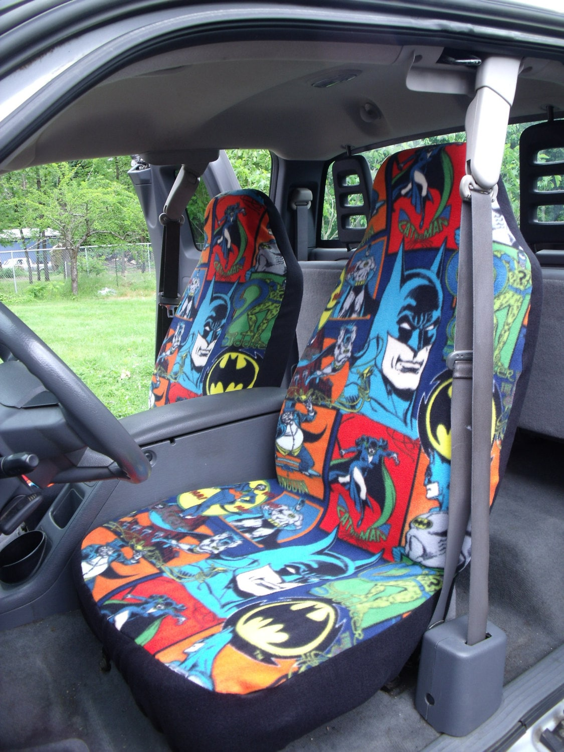 Batman  Car Seat Reviews