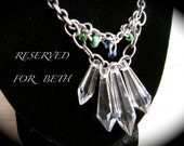 Reserved Listing for Beth
