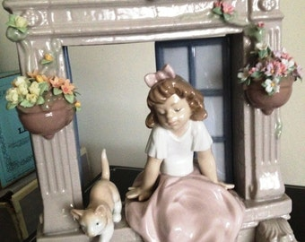 Lladro Childhood Dreams 6817 - Retired