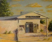 Leon's Country Store Painting (Reserved)