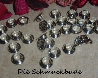 D-03372 - 20 Grommets for European beads 5mm