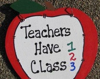 Teachers Gifts - 9171THC  Teachers Have Class