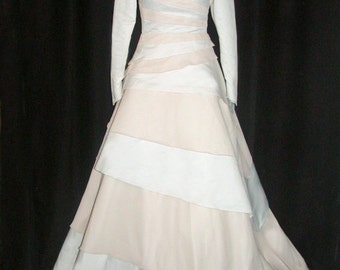 Vintage Gala wedding gown