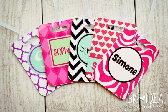 Personalized Luggage Tags Wedding Favors Canada : TagsPersonalized Luggage TagsLuggageDestination Wedding ...
