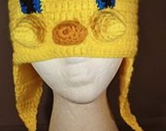 Tweety Bird Hat