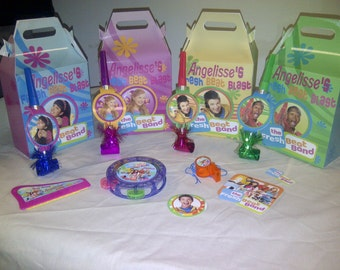 Fresh Beat Band Custom Party Box