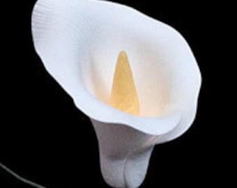 Elegant Gumpaste Calla  Lily  Flower         Simply Beautiful