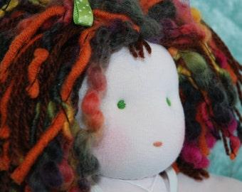 Waldorf Hippie Doll