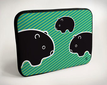 Wombat - Laptop Case - Laptop Bag - Laptop Sleeve