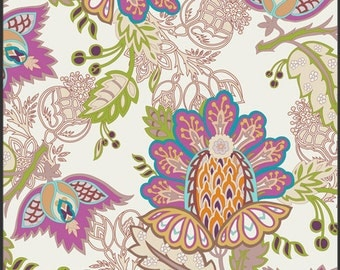 Exotic Flora   Bazaar Style Art Gallery 0,5 m designerfabric pure cotton