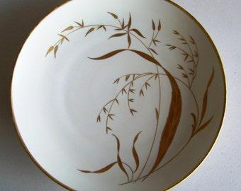 Rhenania Duisdorf Handmalerei Round Platter Pattern 622 Beautiful