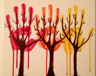 Hand Trees