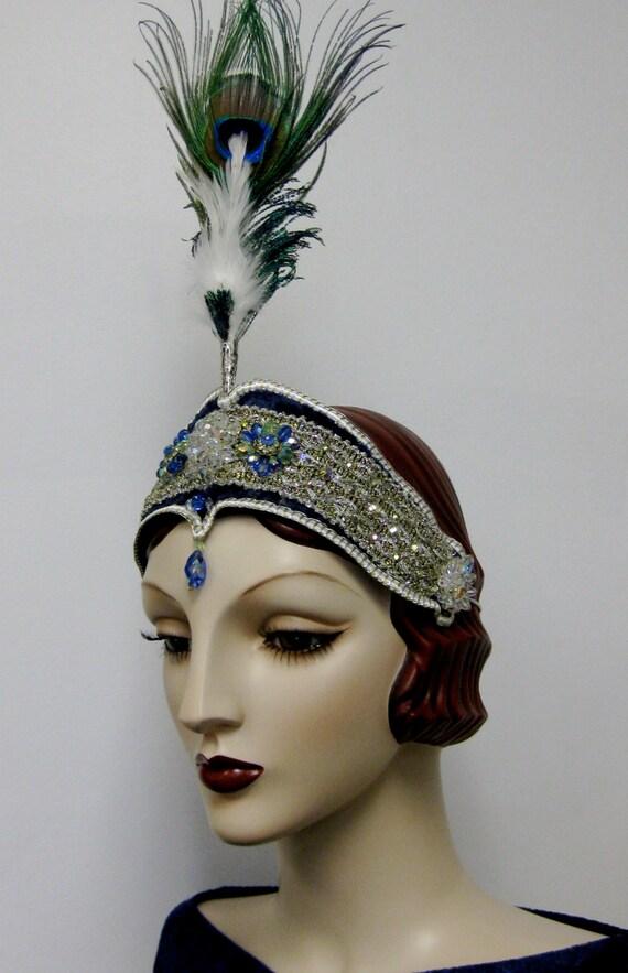 1920's Flapper Headache Band