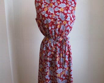 Lavish Leaf Dress