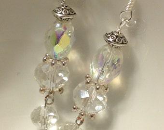 crystal earrings - Crystal earrings - Earrings - Wedding Earrings