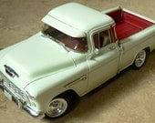 ERTL Diecast Toy Chevy 1955 Pick-up Truck Collectible Model Circa 1970