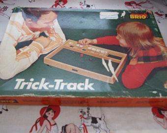 Vintage Trick track game