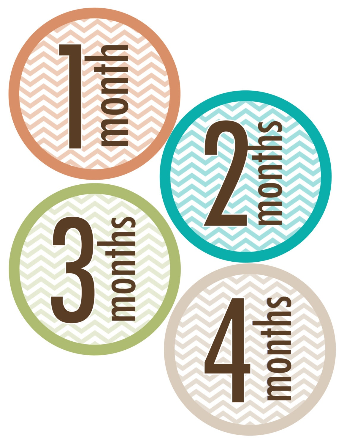 Month Old Baby Sign Printable on 3 Month Old Printable Signs