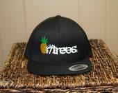 r/trees - Black Snapback