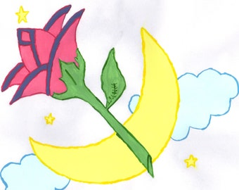 Nite Time Rose