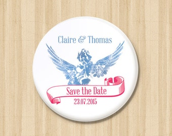 Angels - Save the Date Magnets