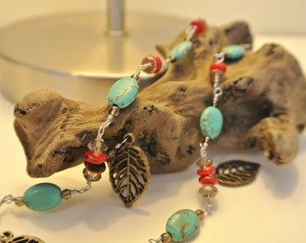 Western Flair Necklace