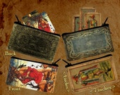 CUSTOM TAROT POUCH - pouches from Lenormand up to laptop sizes