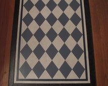 Popular Items For Floorcloth On Etsy
