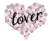 Lover-  INSTA PRINT